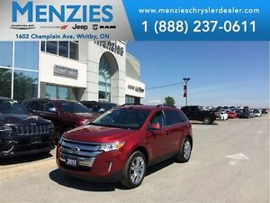 2013 Ford Edge Limited AWD, Navi, Backup Cam, Clean Carproof