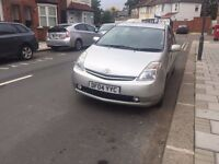 TOYOTA PRIUS T3 HYBRID Silver MOT 220 Jan 2017, Clean Car, Drives Smoothly, Road Tax £10 a Year