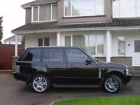 LAND ROVER RANGE ROVER WANTED DIESEL OR PETROL MOT OR NOT UP TO £4000
