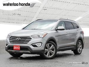 2013 Hyundai Santa Fe XL Limited Special of the Week! 6 Passe...