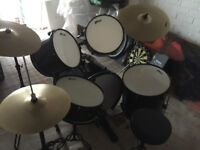 Tiger drum kit in good condition