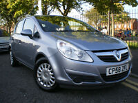 ** Vauxhall Corsa 1.3 CDTi 16v Life 5dr * FULL 12 MONTHS MOT* 3 MONTHS WARRANTY INCLUDED* BARGAIN**