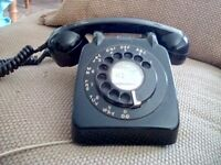 Phone old GPO phone