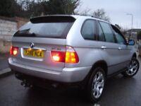 !!! BMW X5 3.0 SPORT 4X4 JEEP !!! RARE MANUAL GEARBOX !!! LEATHERS