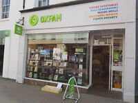 Donations Wanted for Oxfam Books and Music, Lichfield