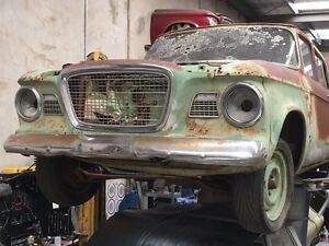 Studebaker Lark x2 Reservoir Darebin Area Preview