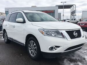 2014 Nissan Pathfinder SEATING FOR 7 | FUEL EFFICIENT | BENCH SE