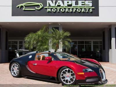 2012 Bugatti Veyron GrandSport 16:4 - NEW TIRES - SERVICED - TWO TONE PAINT