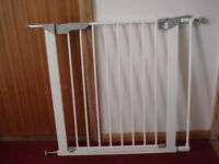 Extendable Stairgate