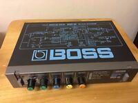 Vintage Boss RSD-10 Digital Sampler Delay