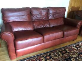 Sofa , 3seater plus 3chairs