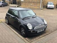 Mini one 1.6 52 plate black ONLY 73,000 MILES