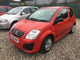 CITROEN C2 VIBE 1.1cc 40k @ Aylsham Road affordable cars