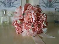 Pretty decorative bouquet, only used for finishing touch to the bedroom