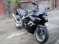 Triumph TT600 2004 only 17120miles