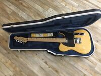 Fender Telecaster Special Run Light Ash c/w Case