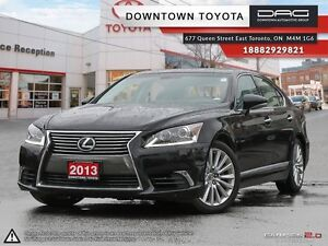 2013 Lexus LS 460 AWD, NAVIGATION, CAMERA, LEATHER, SUNROOF