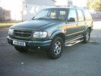 Ford Explorer North Face 2000 4x4