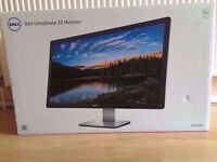 "32"" DELL UP3216Q 4K ULTRA HD MONITOR BRAND NEW SEALED COST £1243"