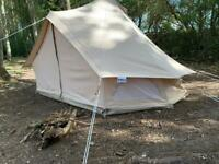 3M BELL TENT KARMA CANVAS 1 nights use only