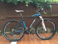Forme Winscar 29 2014 Mountain Bike RRP1270, like new condition(not cube,giant,gt,trek)