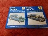 Ford Sierra manual