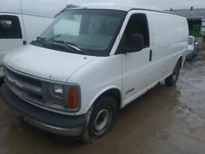 2000 Chevy Express G2500 just in for parts @ PICnSAVE Woodstock ws4573