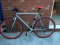 Fixie single speed bike - great bike