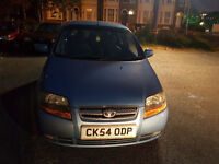 DAEWOO KALOS XTRA COOL, 5 DOOR, 1.2CC, MOT OCTOBER 2017