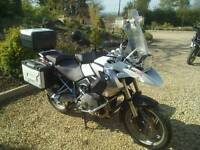 BMW 1200gs 2011 mint condition, loads of extras
