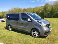 Renault, TRAFIC, MPV, 2017, Manual, 1598 (cc), 5 doors