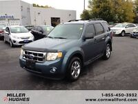 2011 Ford Escape XLT,A/C,CRUISE,KEYLESS ENTRY,LOW KM'S