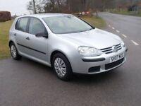 2007 07 VW GOLF 1.4 S 5 DOOR CALL 07791629657