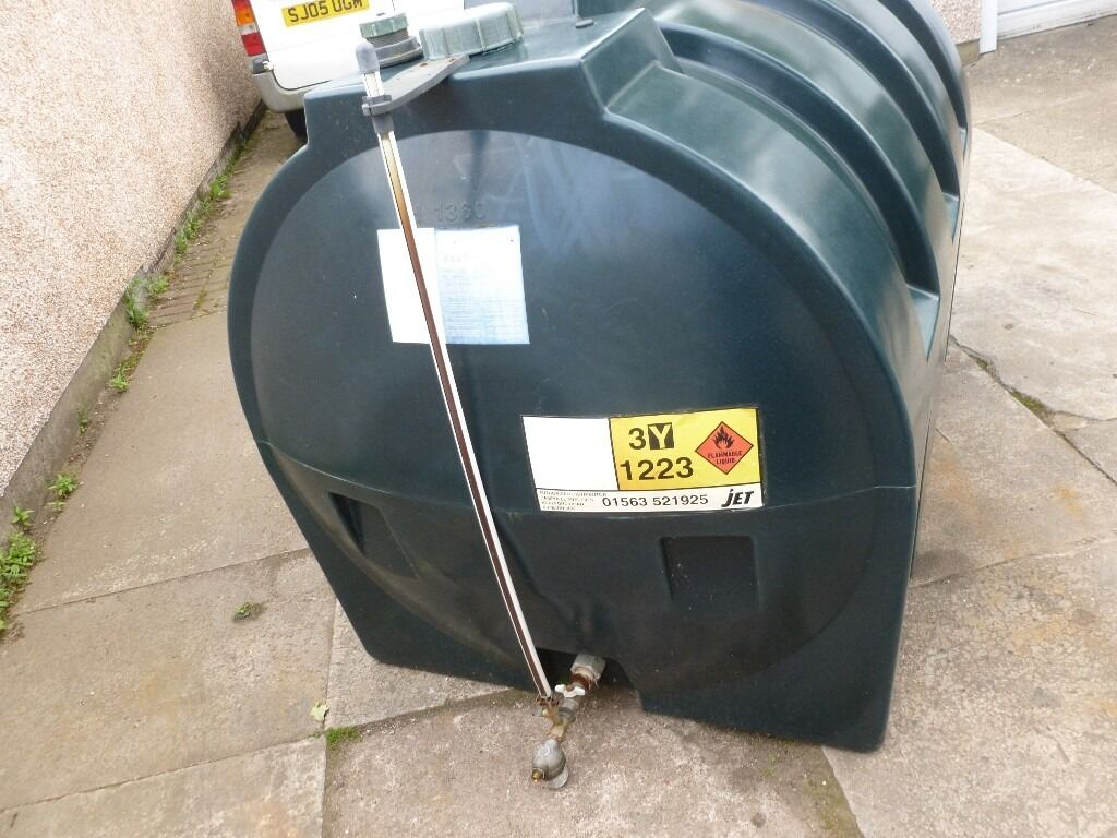 heating oil tankin Hamilton, South LanarkshireGumtree - heating oil tank 1360 litres tank in good clean condition inside and out