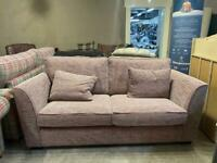 Three seater sofa & chair. Alstons
