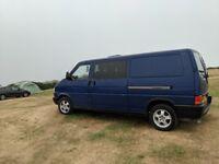 VW T4 2.4 lwb fully converted campervan