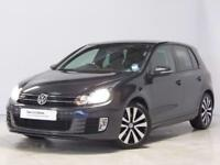 Volkswagen Golf GTD TDI (grey) 2011-12-17