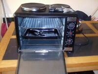 Russell Hobbs Mini Kitchen Multi -Cooker with Hotplates