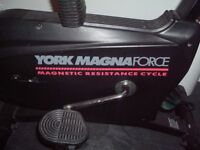 York Magna Force Exersise Bike