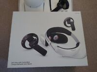 Dell VR Headset with controllers for VR and windows mixed reality. New in box vrp100