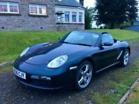 Porsche Boxster 987 2.7 2006 Full History 3 Owners 75k