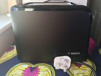 Bosch TAT3A013GB Village 2 Slice Toaster - Black (Barely Used, Good Condition!)