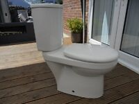 Twyfords Galerie Close Coupled WC set, Flushwise 4/2.6L - Model GECO42WH