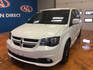 2017 Dodge Grand Caravan GT LEATHER/ POWER SIDE DOORS AND  LI...