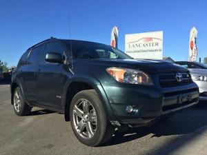 2008 Toyota RAV4 Sport V6 4WD PRICED TO SELL!!!!!