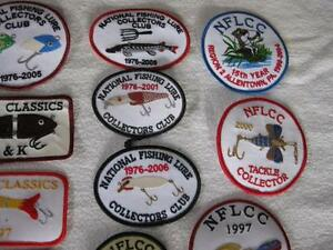 NFLCC COLLECTORS CLUB PATCHES Kawartha Lakes Peterborough Area image 3