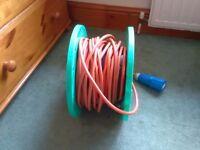 Motorhome/ Caravan Electric Cables