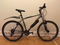 "Marin Hawk Hill Mountain Bike 17"" frame 26"" wheels"