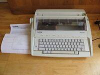 Brother AX-100 Typewriter
