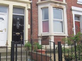 Recently refurbished two bedroomed ground floor flat.